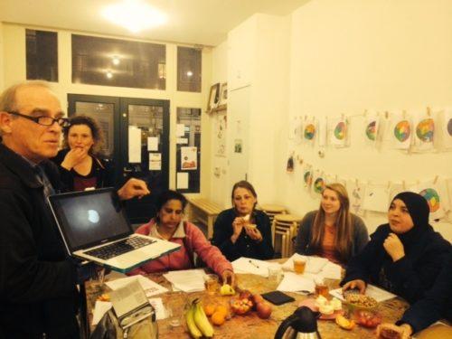Bijzondere bijeenkomst: Wijkacademie Opvoeden in Oost
