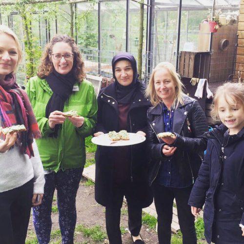 Bezoek van NGO Obesity in Action Schotland!