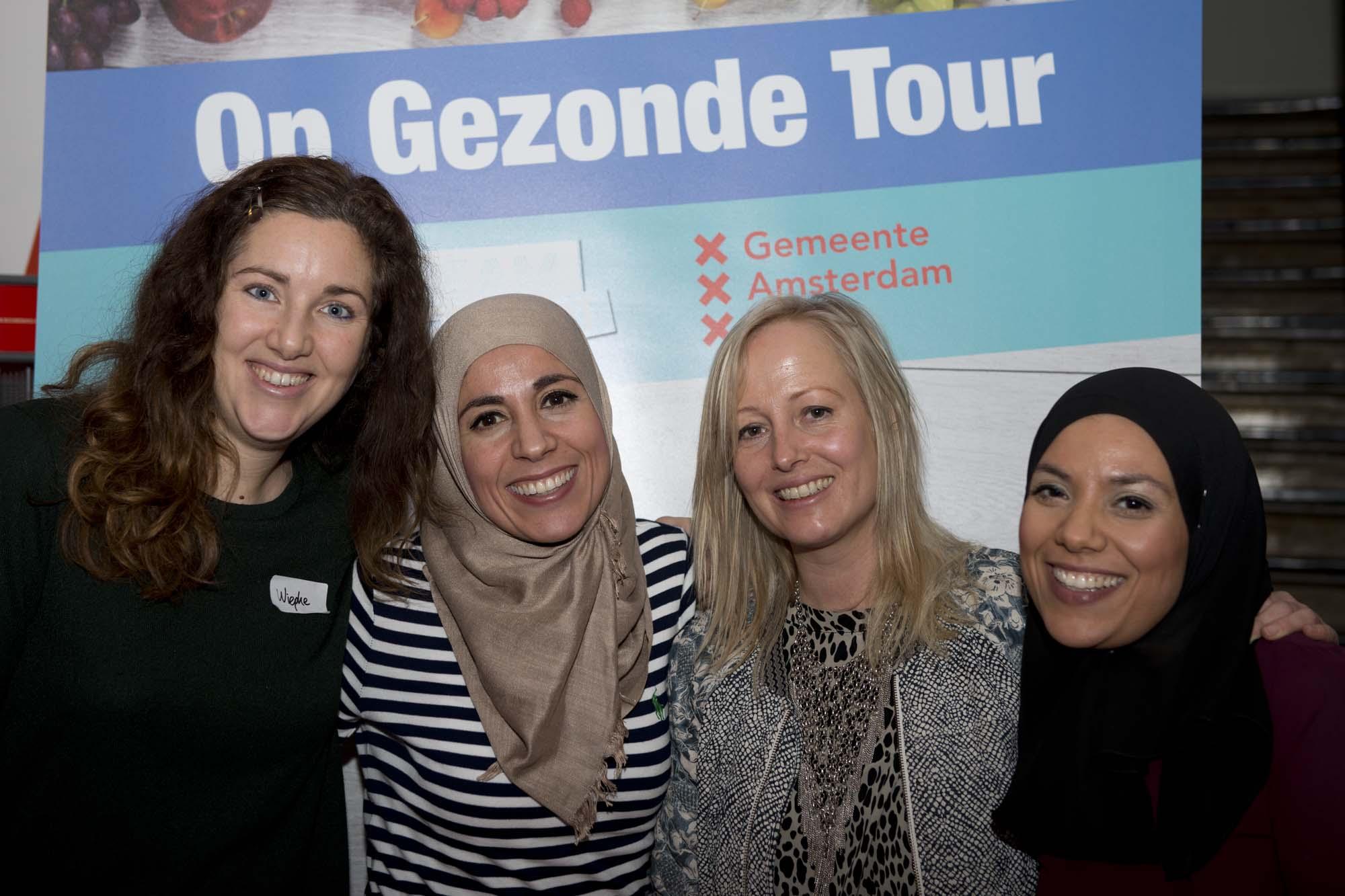 Leuke vlog van Healthy Sisters over Op Gezonde Tour!
