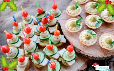Originele recepten en tips met groenten voor een supergezonde én lekkere kerst.