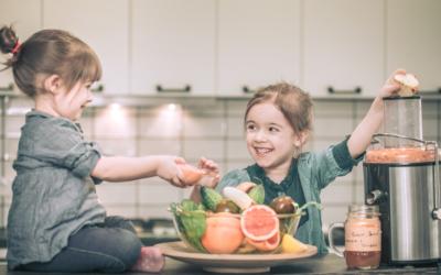 30 tips die ervoor gaan zorgen dat samen koken met je kinderen een feestje wordt!