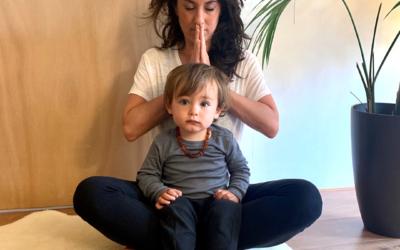 Vakantieblog: yoga met kids