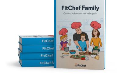 Een stap in de gezonde richting met dit nieuwe boek van FitChef